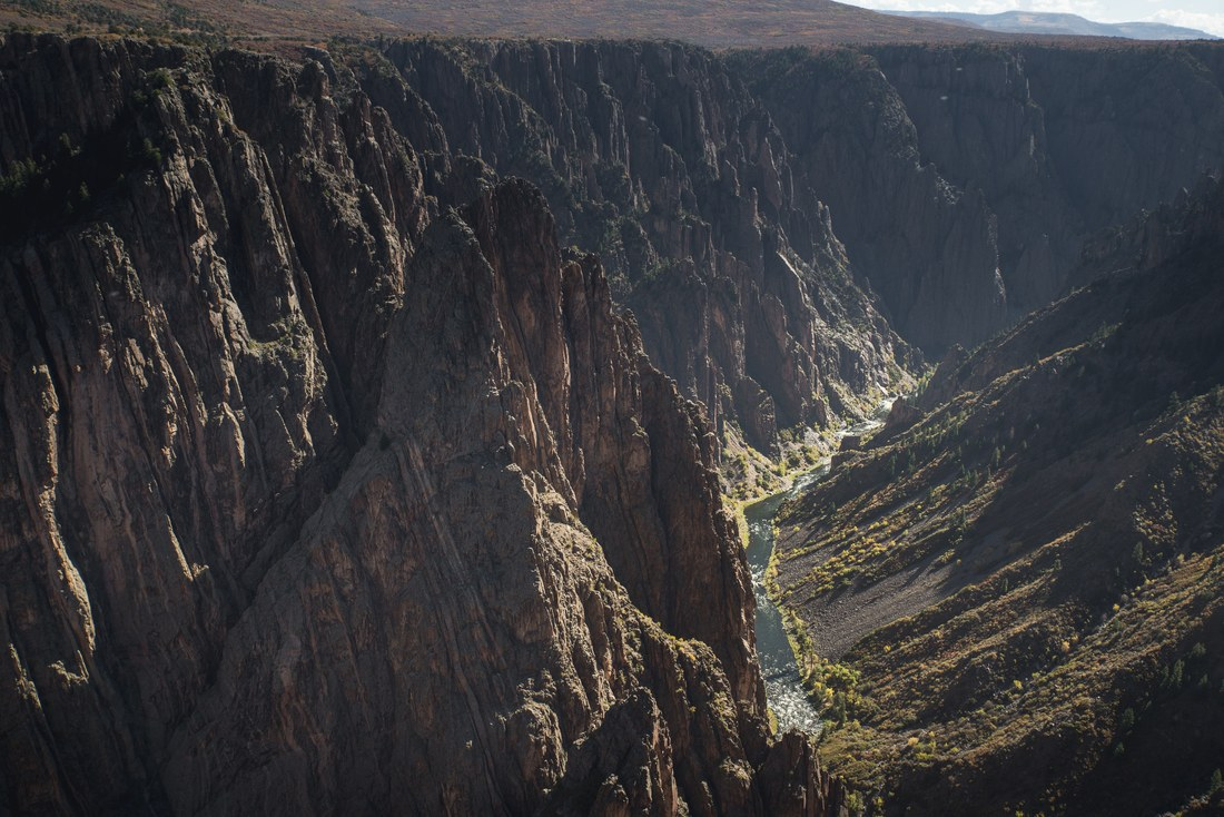 Black Canyon of the Gunisson, Colorado
