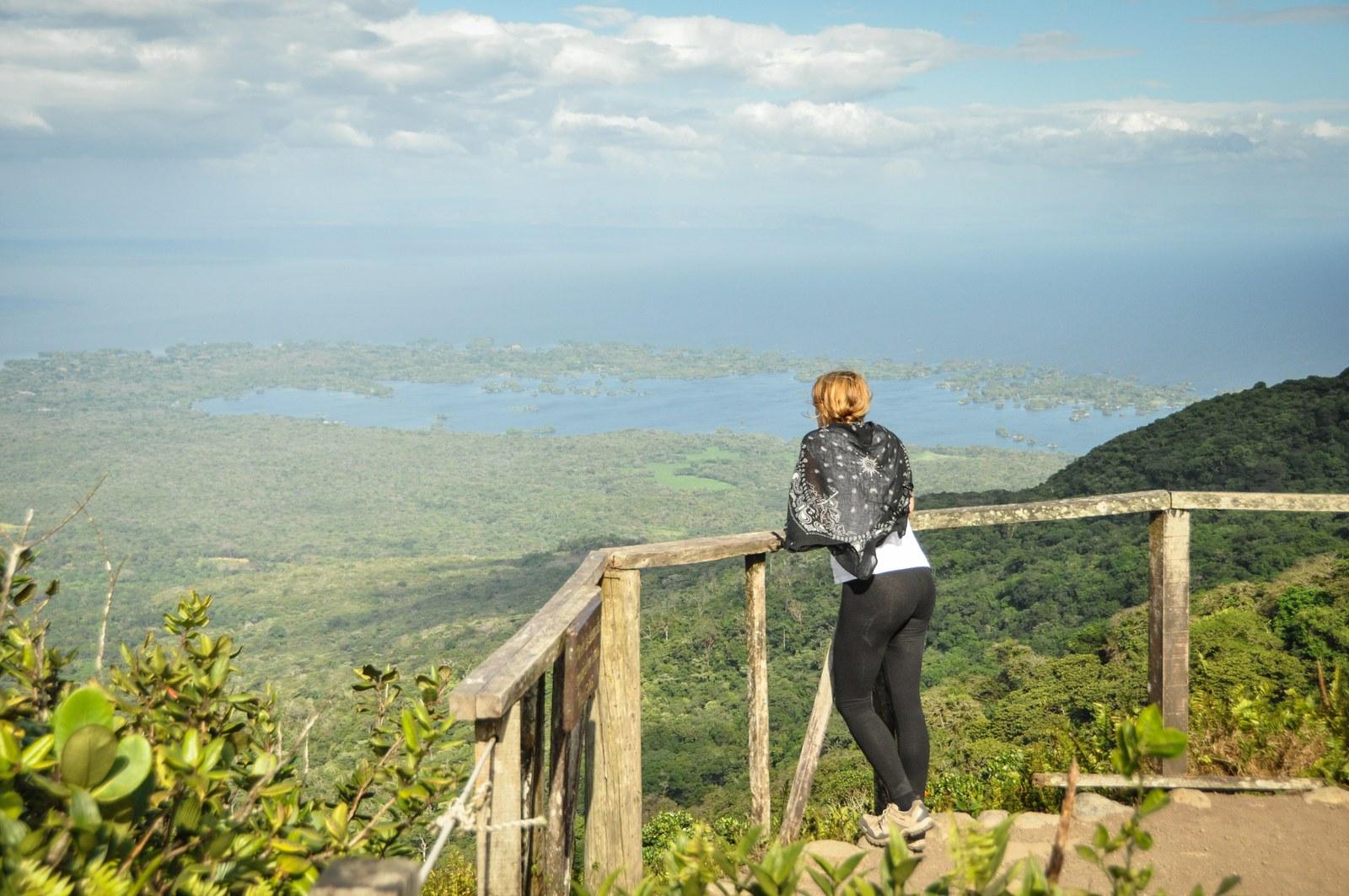 Réserve naturelle du volcan Mombacho Mombacho