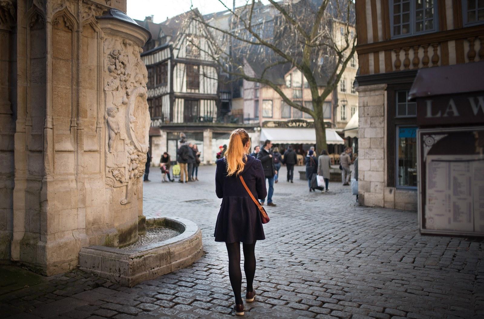 Du coté de Saint Maclou Rouen