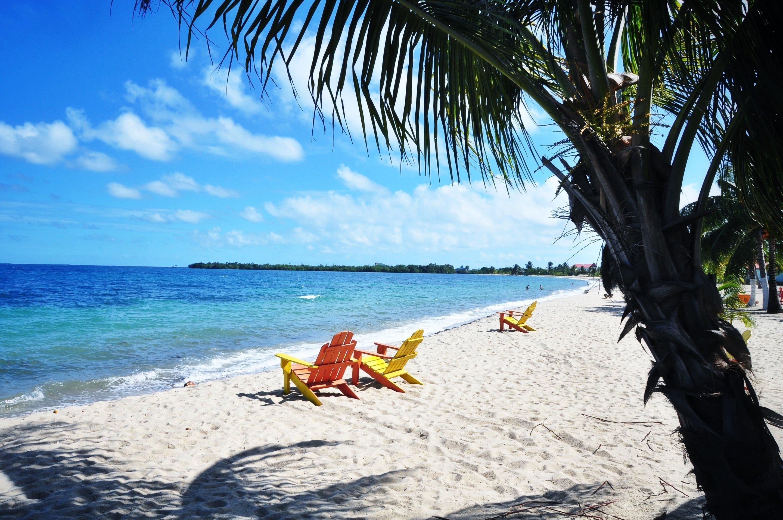 Pieds Nus A Placencia Belize