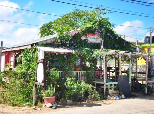 Restaurant, Placencia Belize