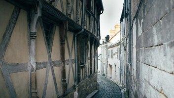 Petite rue de bourges
