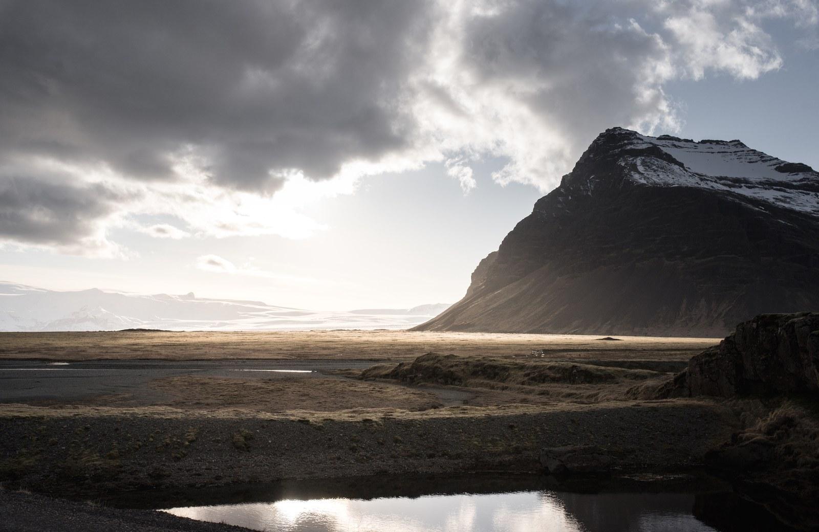 Austurland, Islande Hofn