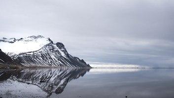 Fjords a l est de l islande