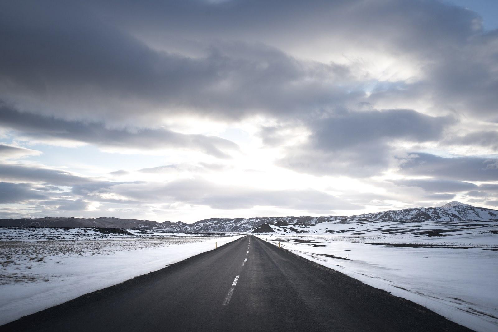 Road trip, Islande Mývatn