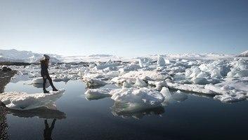 Lac de glace jokulsarlon
