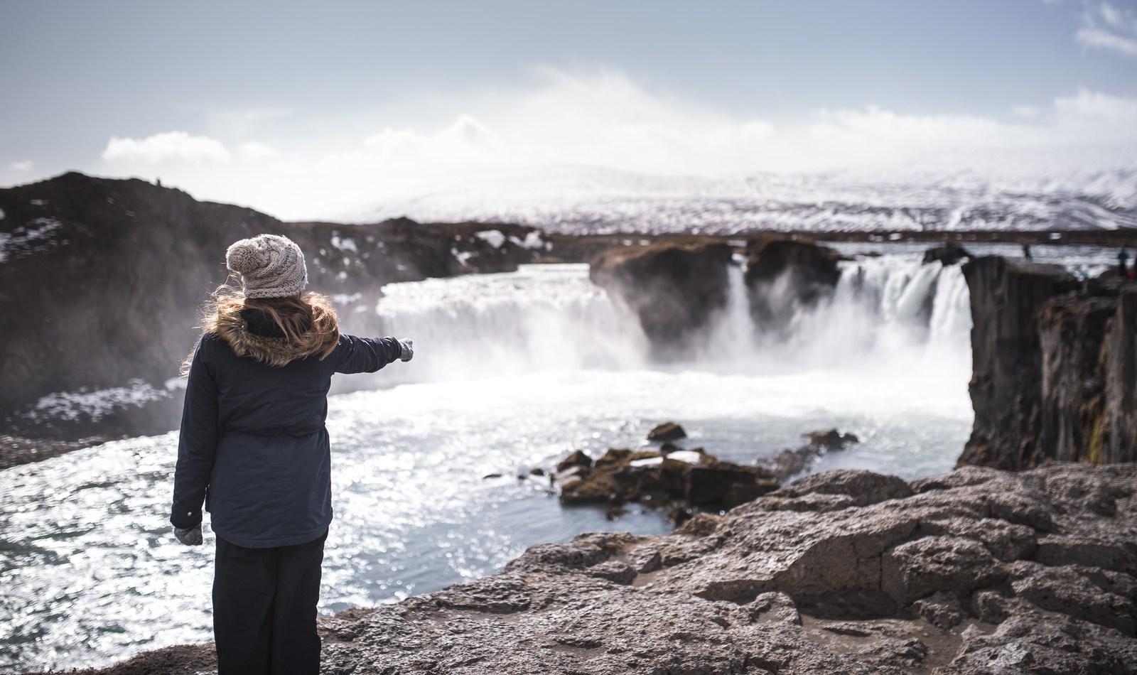 Goðafoss Goðafoss Waterfall