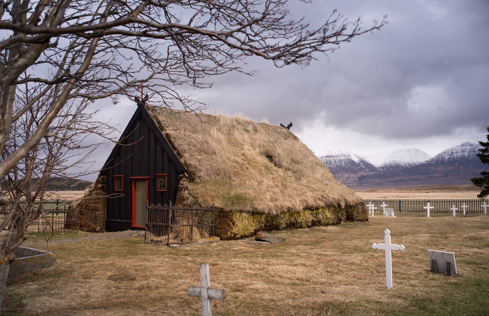 Varmahlíð Péninsule du Vatnsnes