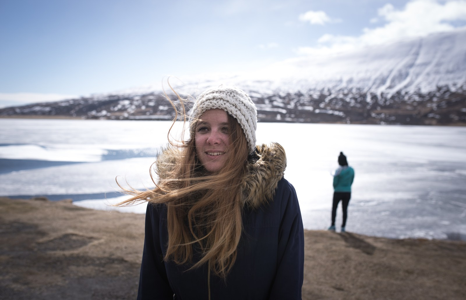 L'islandaise Ljósavatn