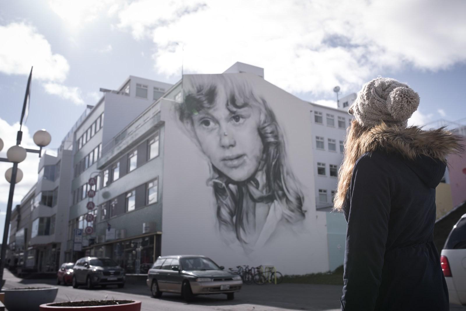 Street Art Akureyri Akureyri