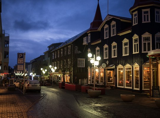 Bars et restaurants à Akureyri