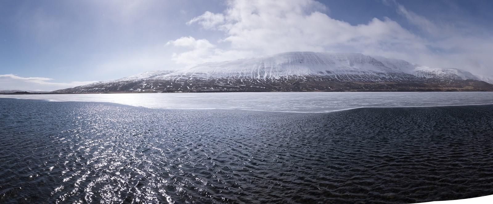 Lac Ljósavatn Myvatn