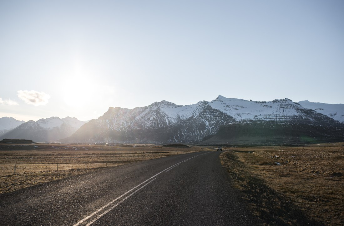 L'islande en roadtrip
