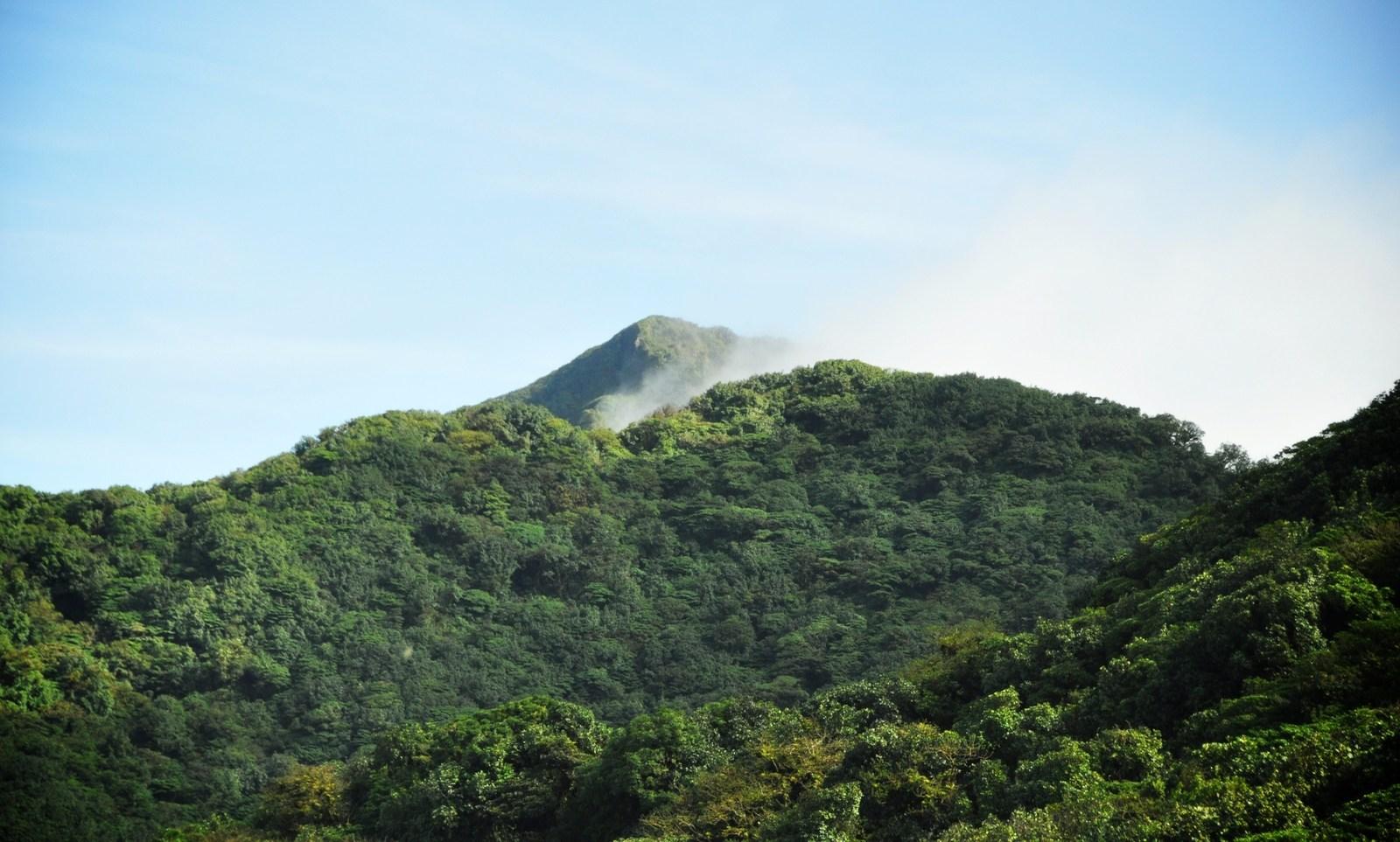 Volcano Mombacho Mombacho