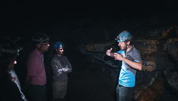 Petit cours de geologie sous terre