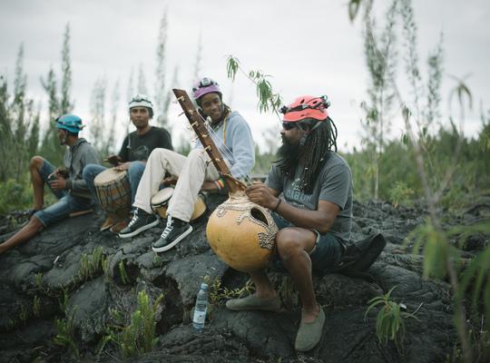 Les musiciens qui nous accompagnent