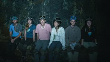 Toute l equipe de l expedition