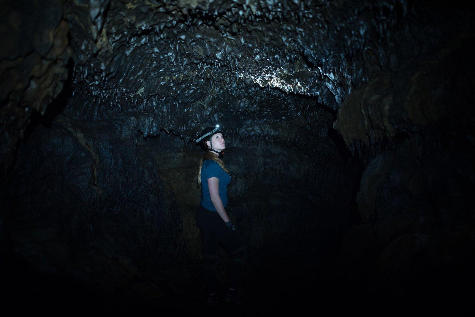 Les formations du tunnel bleu Saint Philippe