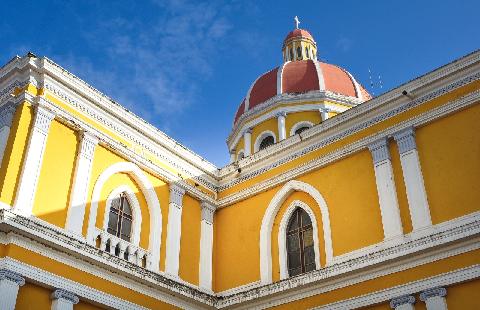 Église de Granada, Nicaragua Granada
