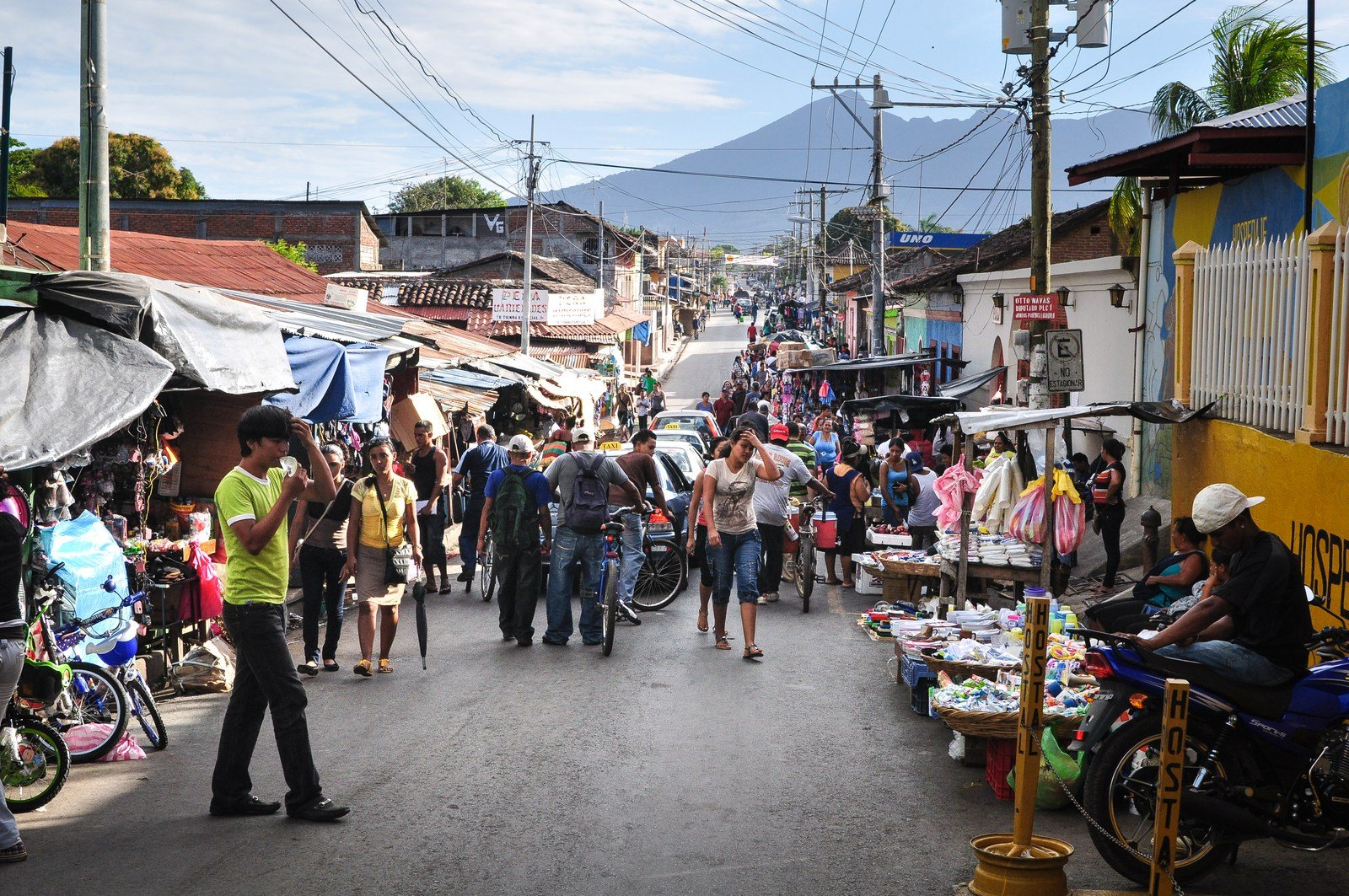Marché de Granada, Nicaragua Granada