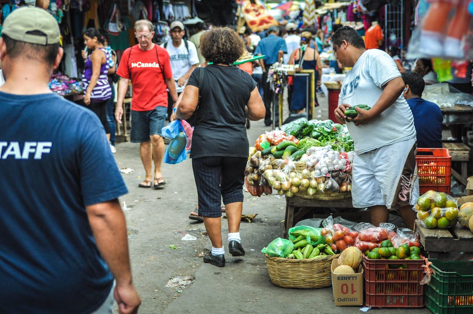 Marché Granada, Nicaragua Granada