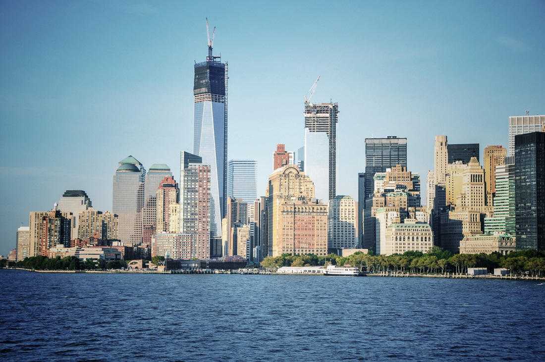 Skyline Manhattan New York