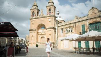 Marsaxlokk village de pecheurs
