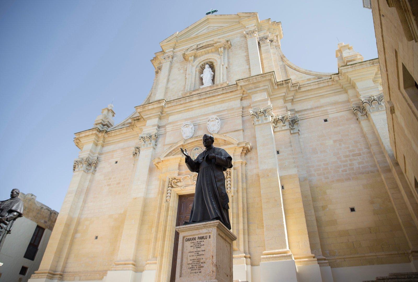 Cathédrale Notre-Dame-de-l'Assomption de Gozo Victoria