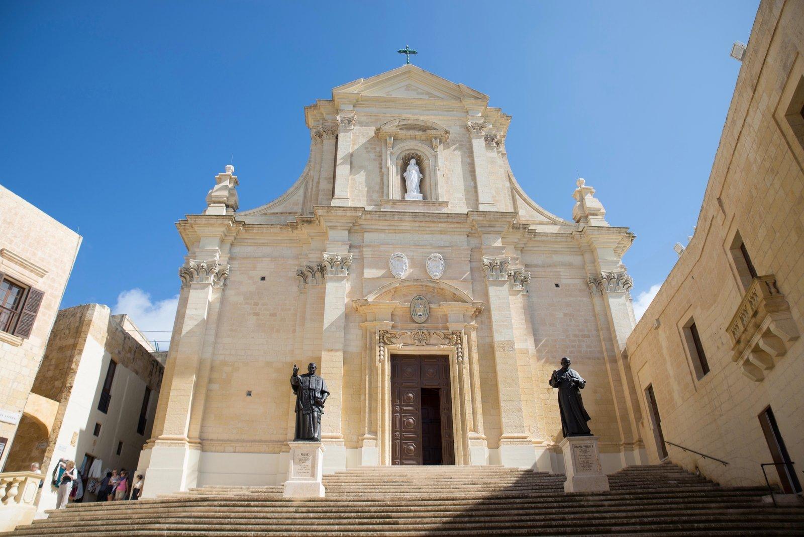 Monuments de Gozo Victoria