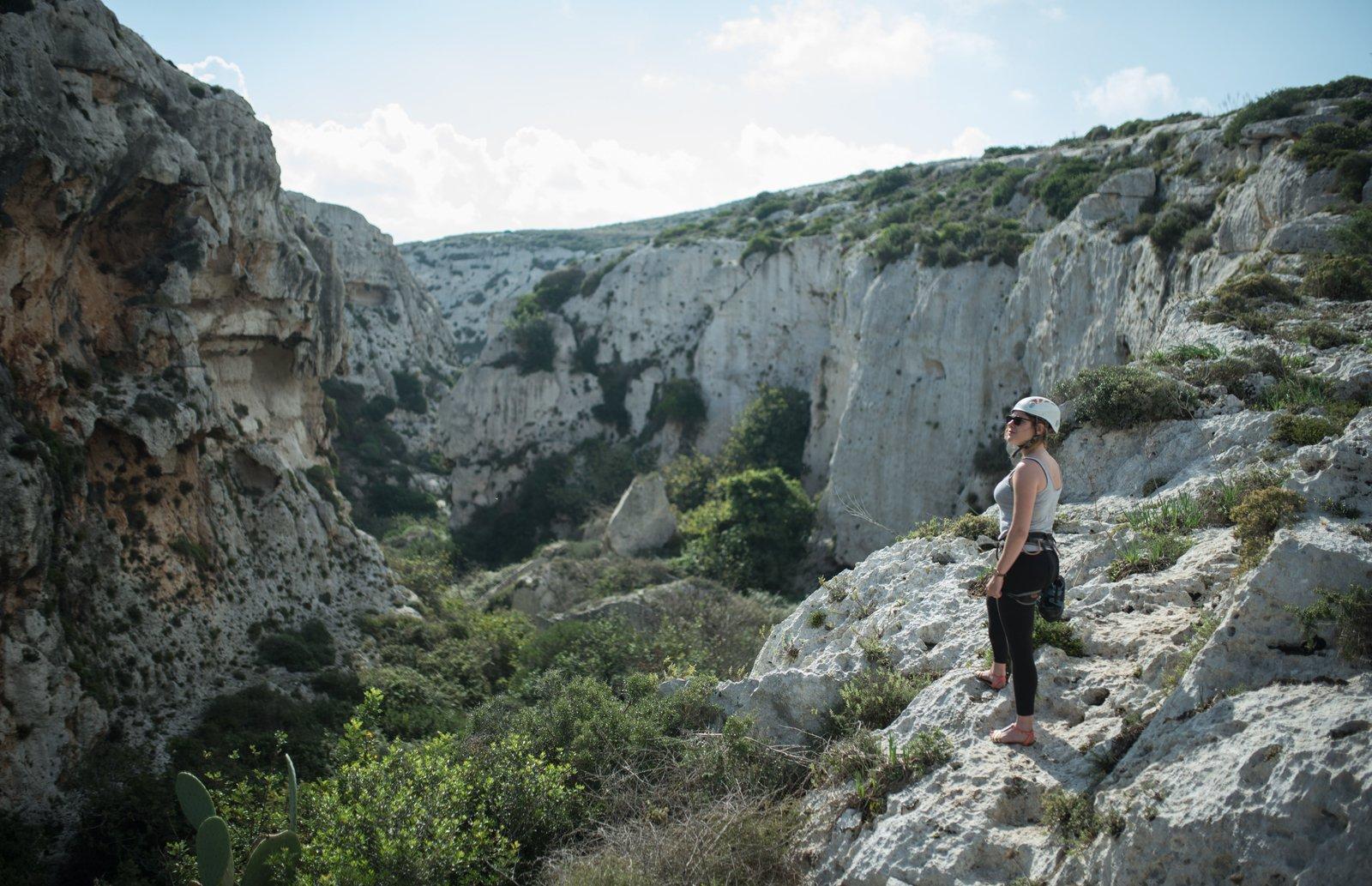 Imgarr ix-Xini, Gozo, Malte Mġarr ix-Xini