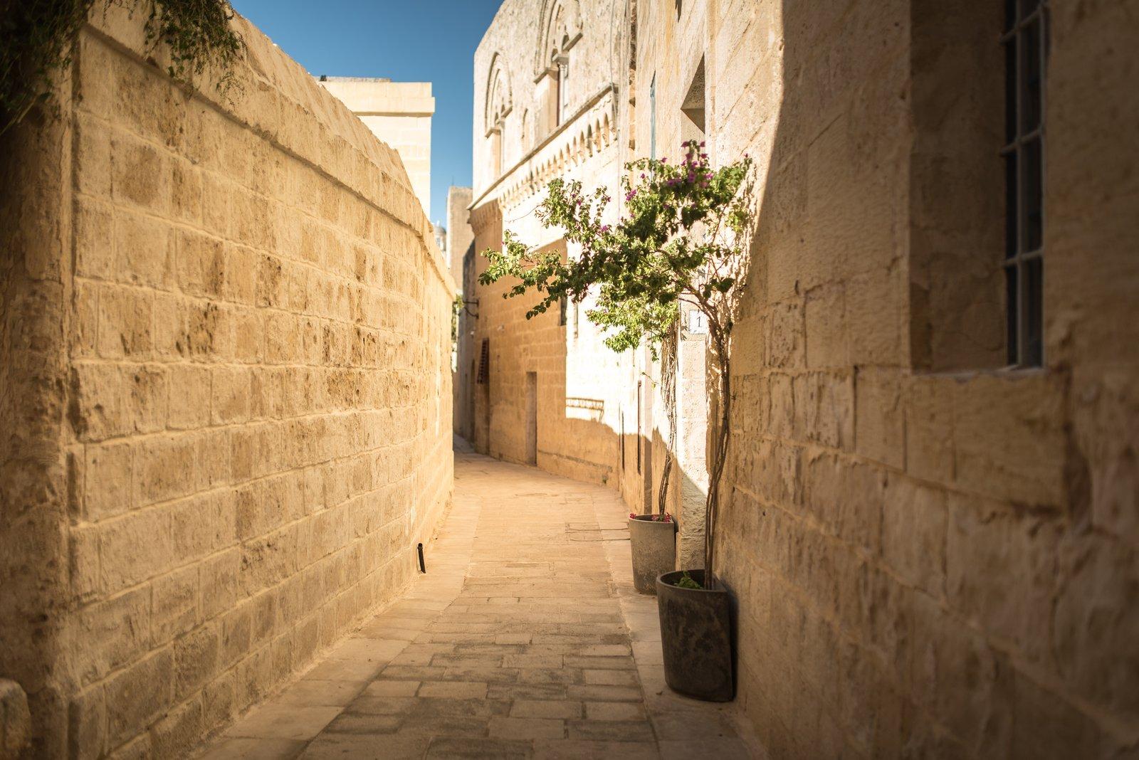 Mdina, la vieille ville silencieuse Mdina
