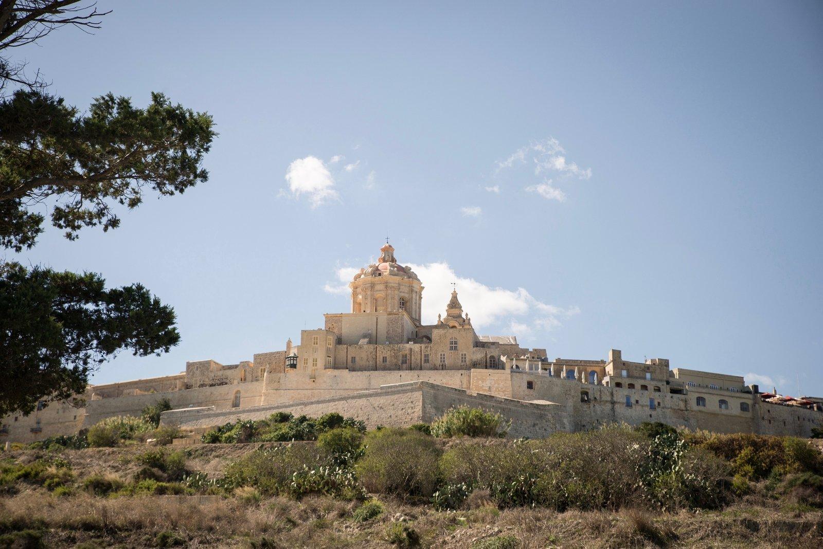 L-Imdina, Malte Mdina