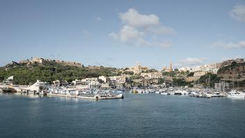 Port de mgarr gozo