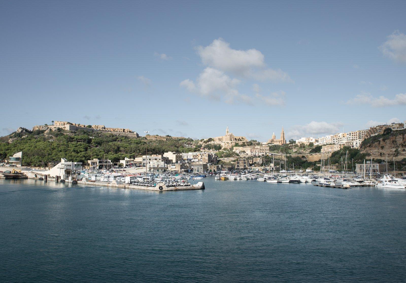 Port de Mgarr, Gozo Mgarr