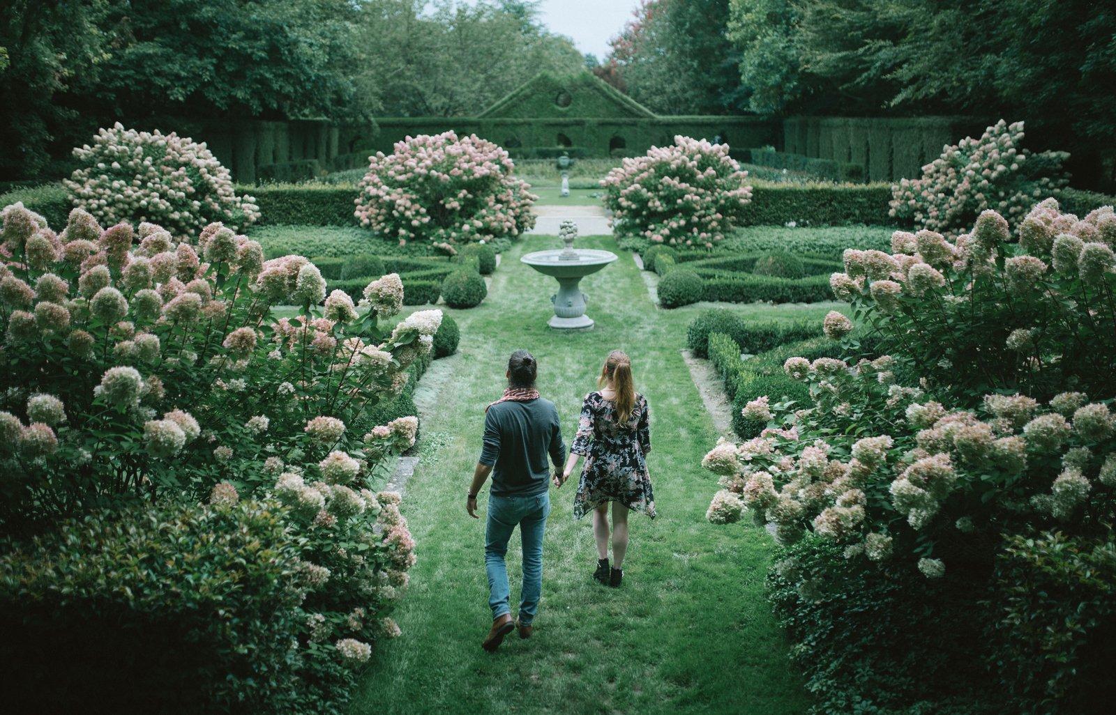 Weekend romantique en Bretagne Le Chatellier