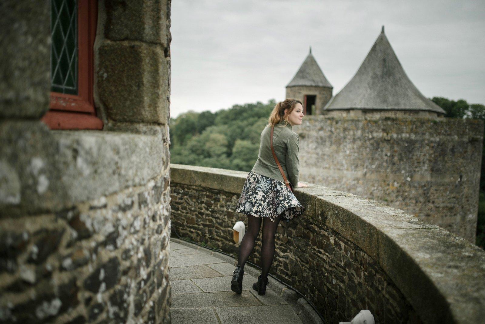 Visite du chateau de Fougères Fougères