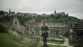 Visiter le chateau de fougeres