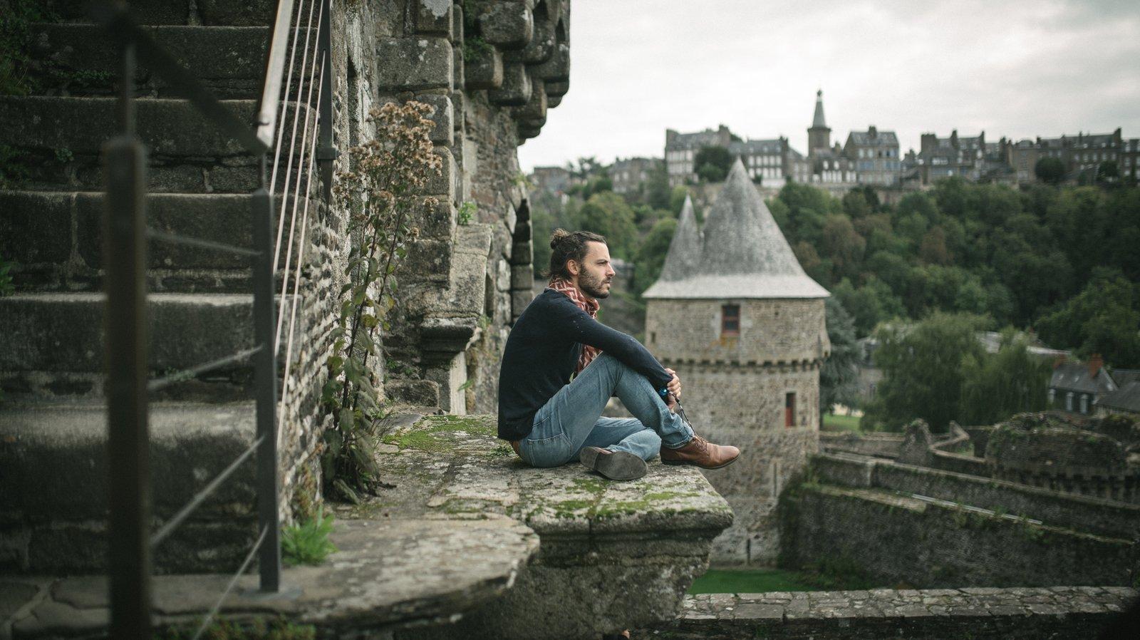 Dans le château de Fougères Fougères