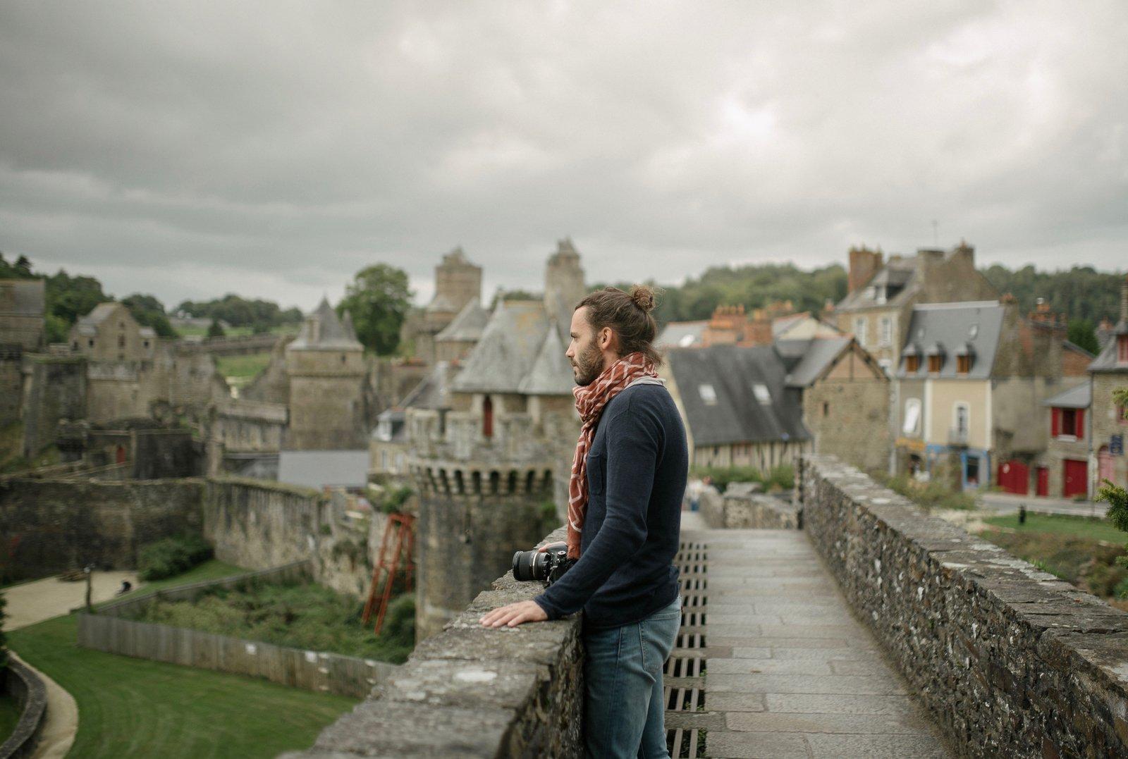 Seb, Fougères, Bretagne Fougères