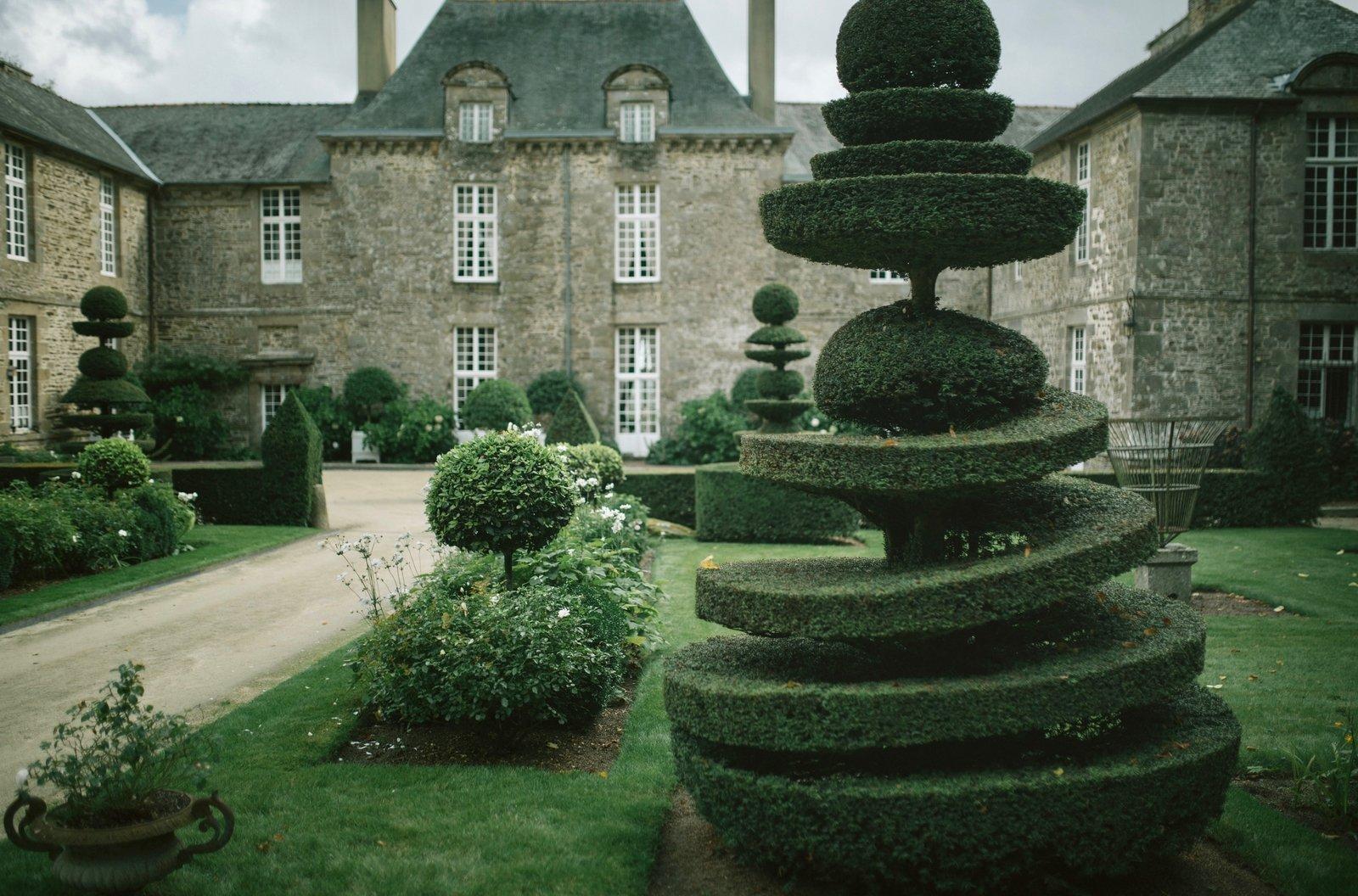 Le château de la Ballue Bazouges-la-Pérouse