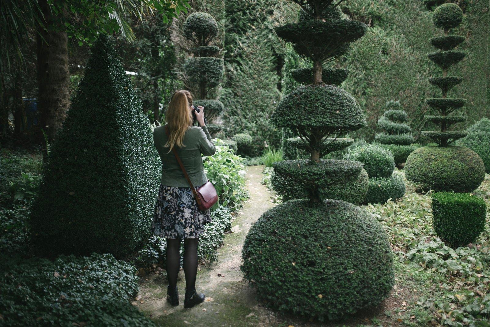 Jardins de la Ballue, Bretagne Bazouges-la-Pérouse
