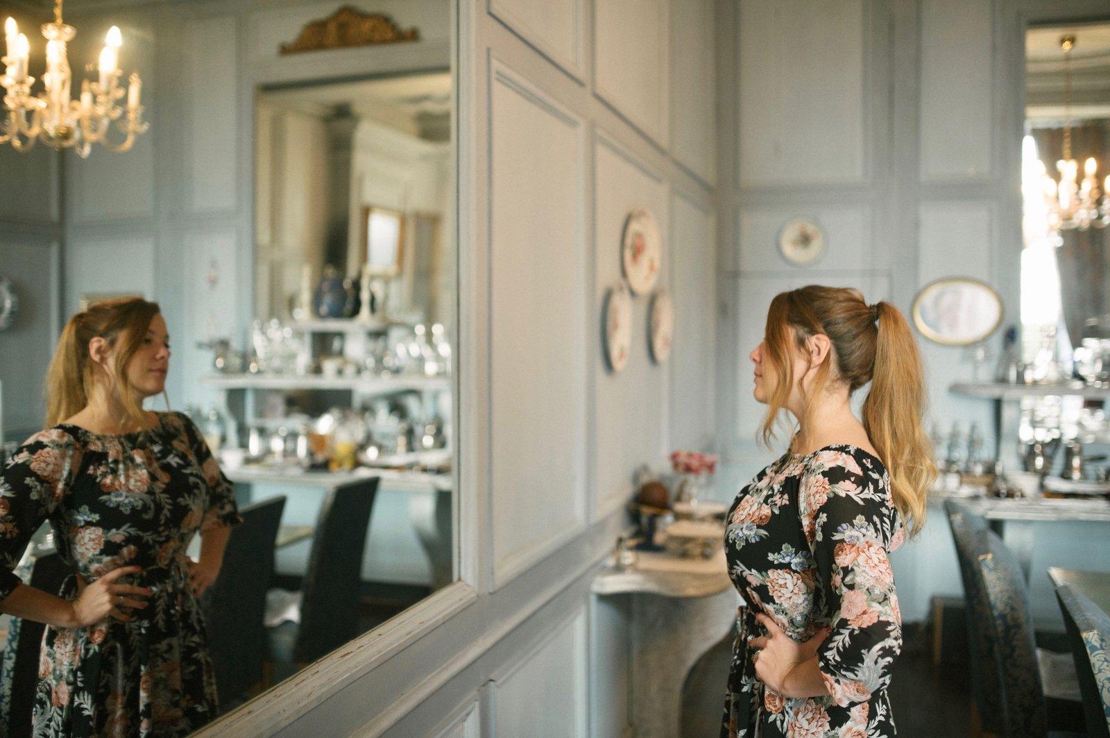 Mirroir mon beau miroir... Bazouges-la-Pérouse