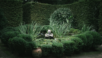 Dans les etranges jardins de la ballue