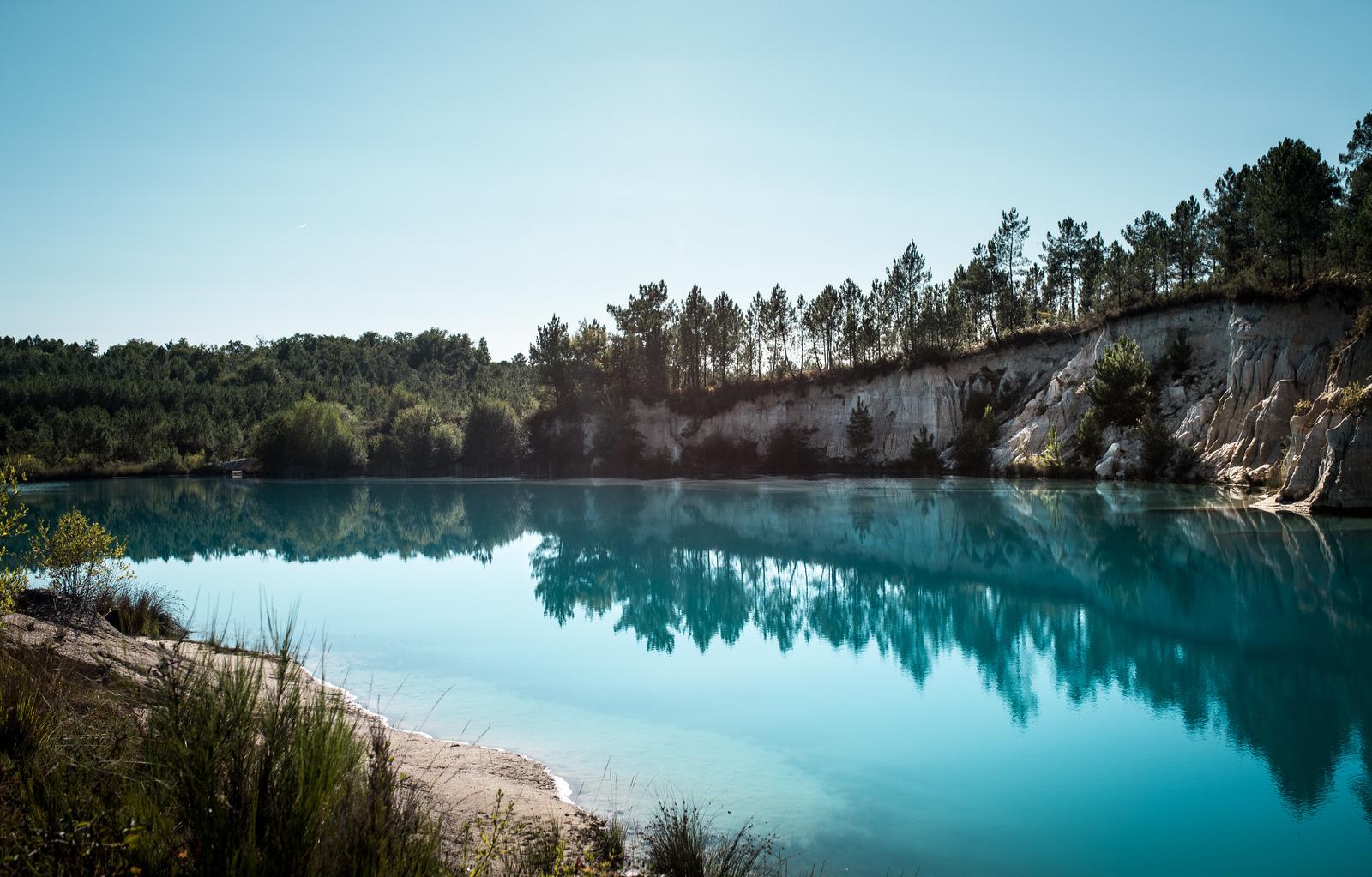 Lac de Guizangeard Guizangeard