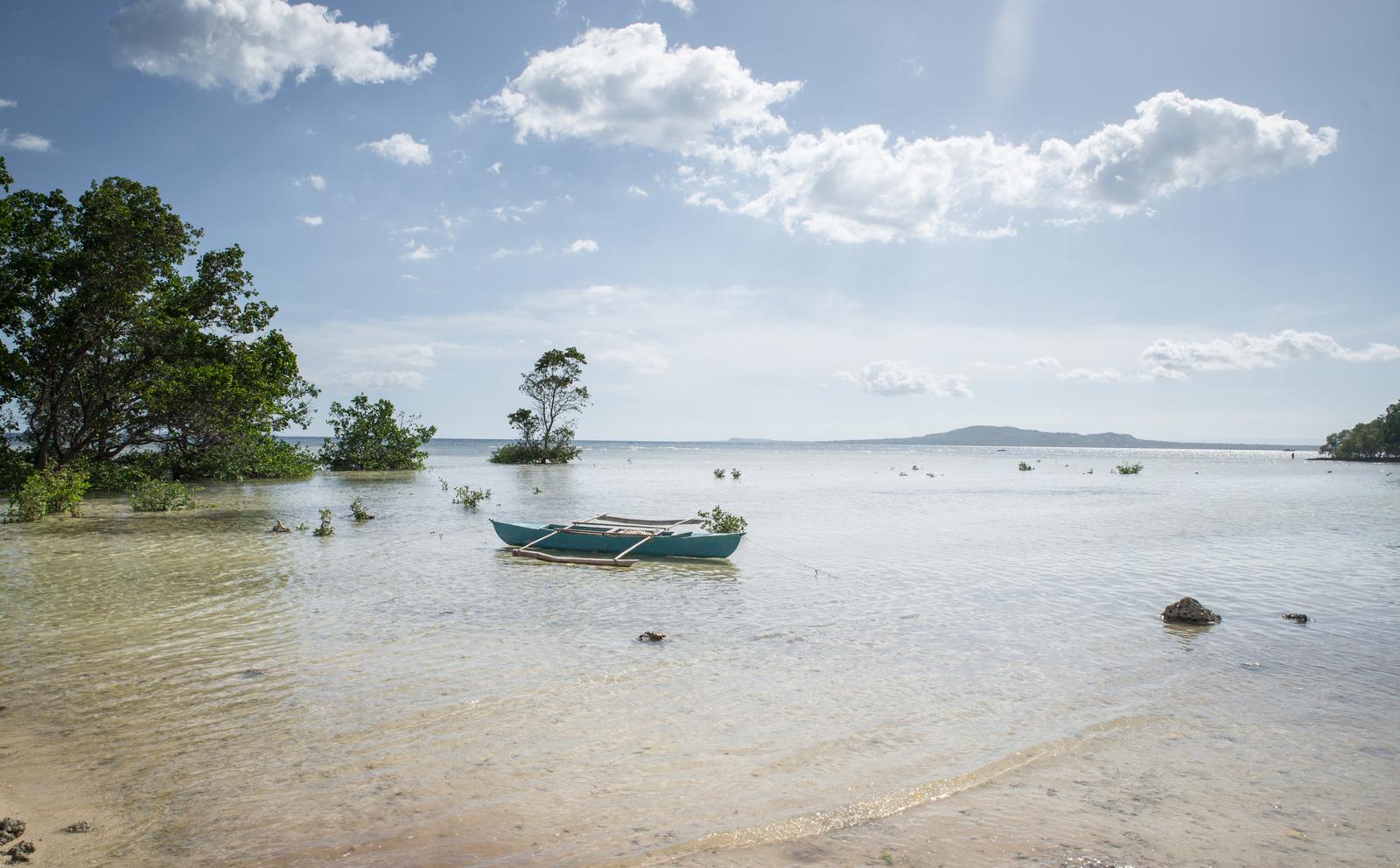 Côte sud de Bohol Anda