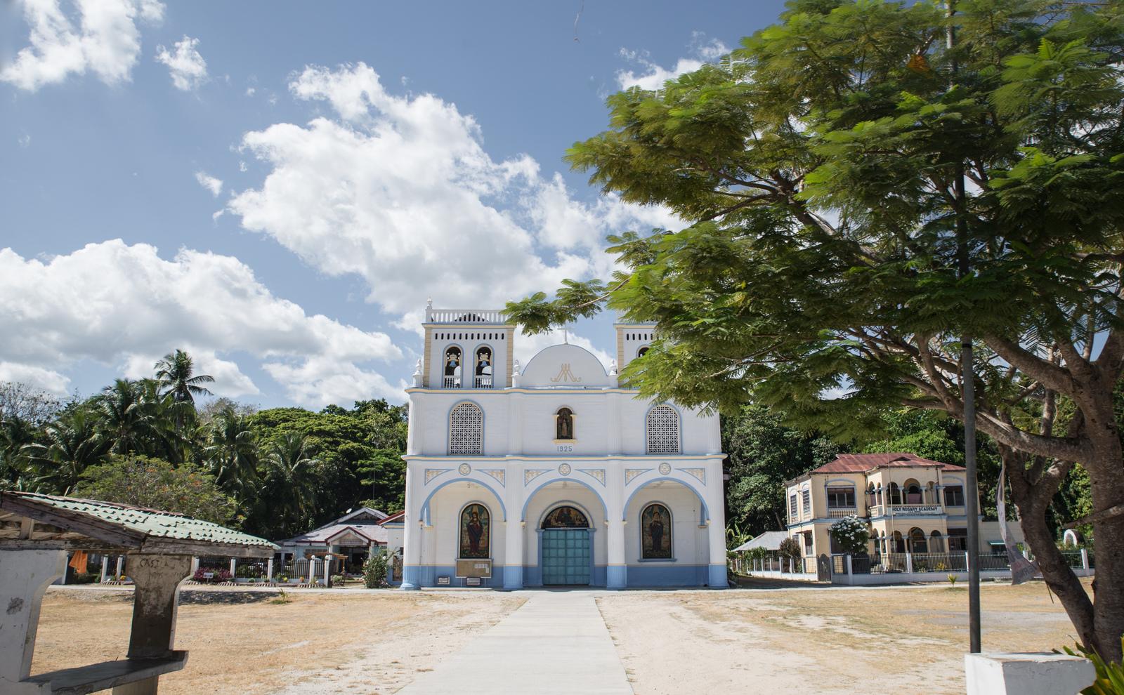 Une église, Philippines Loboc