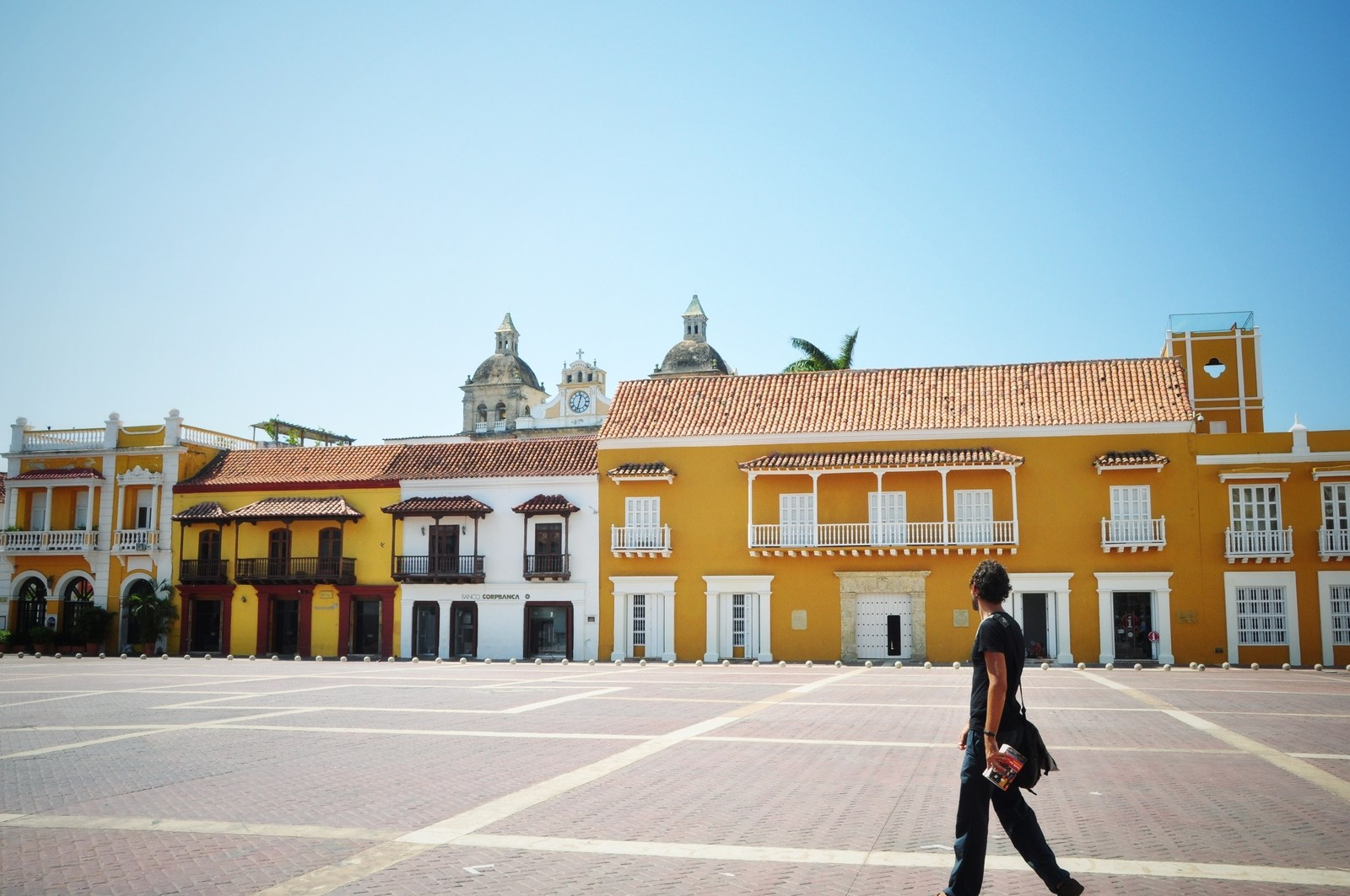 Plaza de la aduana, Carthagène Carthagène