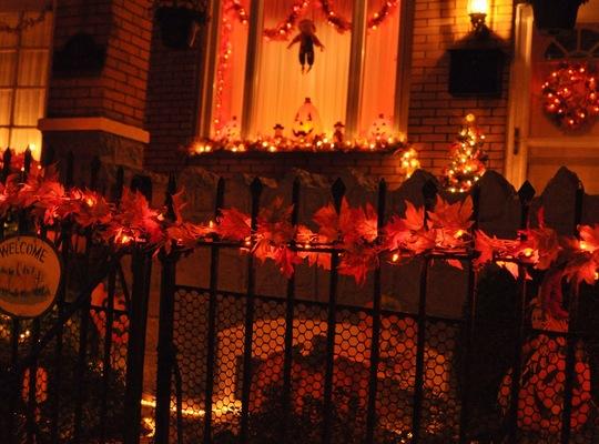 Halloween a philadelphie