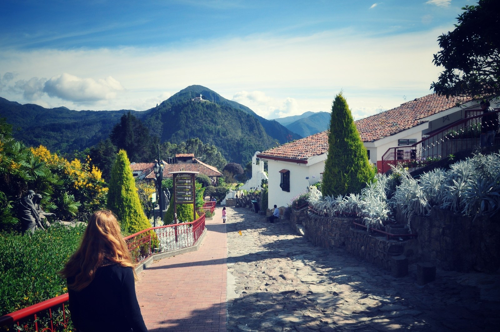 Monserrate, Colombie Cerro de Monserrate