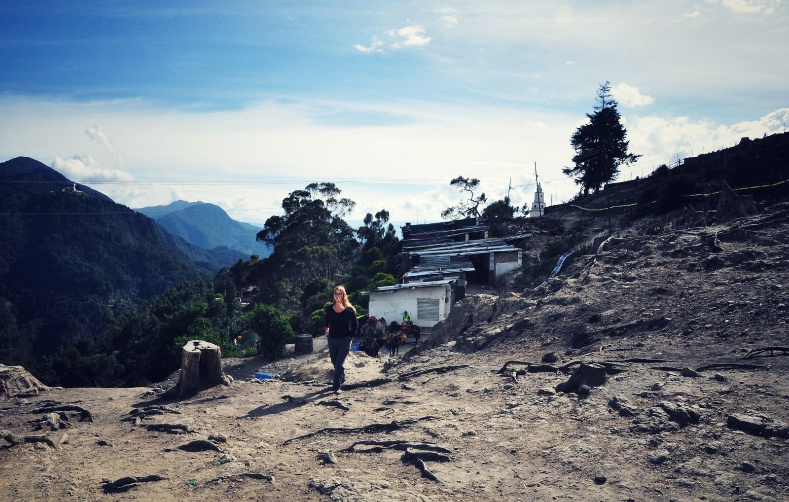 Montagne de Monserrate, Bogota Cerro de Monserrate